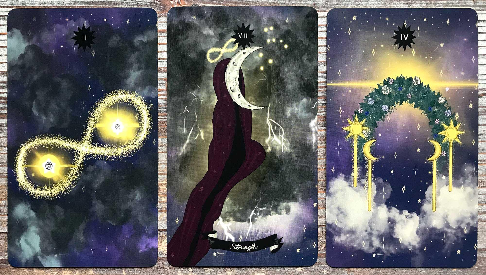 Deck Of Celestials Tarot