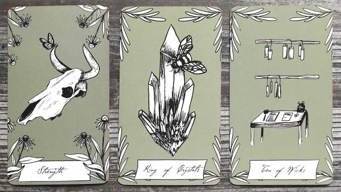 Earth Bones Tarot