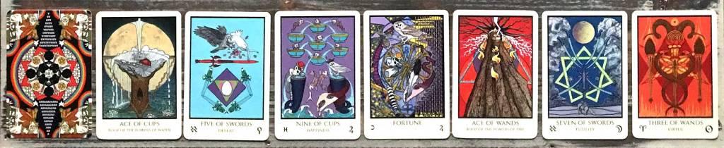 Tabula Mundi Tarot en Minima