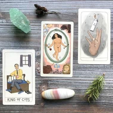 Fifth Spirit Tarot