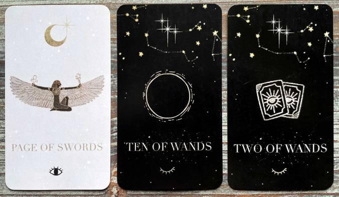 Moondust Tarot
