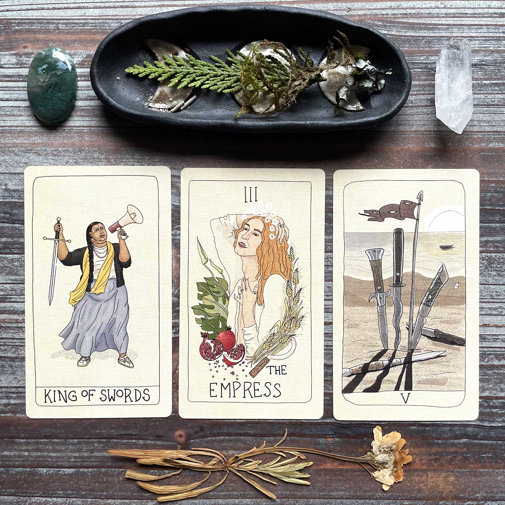 Fifth Spirit Tarot