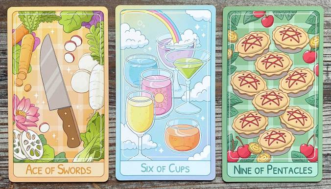 Bumbleberry Hollows Tarot