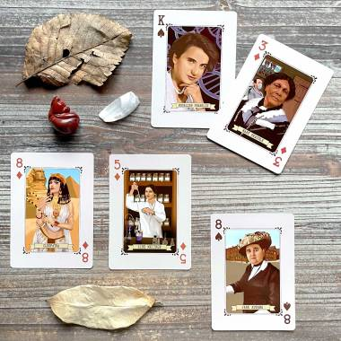 Women Of History Playing Cards