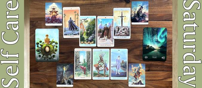 Secret Tarot, Angelarium Year One and Year Two, Elemental Tarot