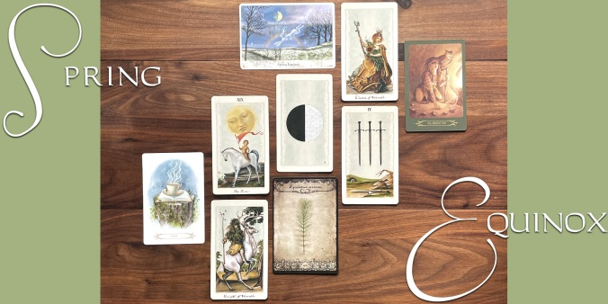Spring Equinox Tarot Reading