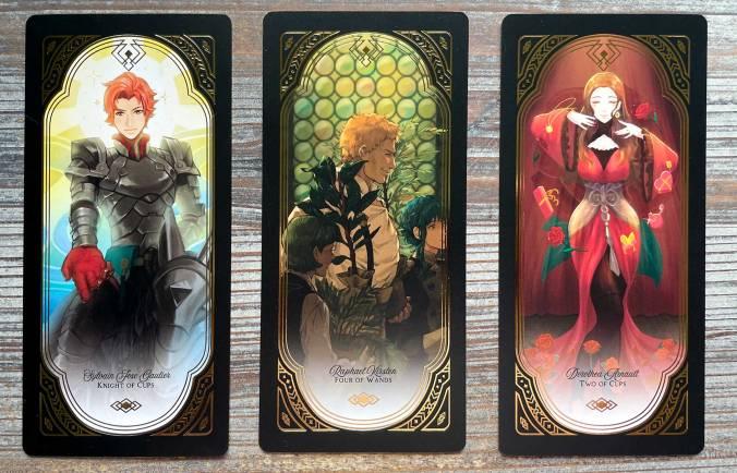 Seasons of the Arcana Tarot