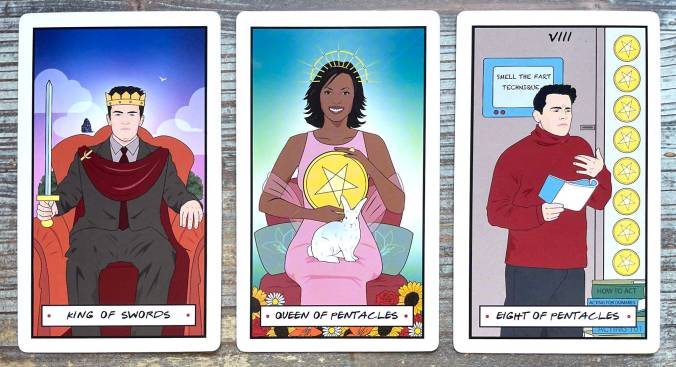 Friends Tarot