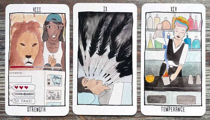 Quirky Creatives Tarot