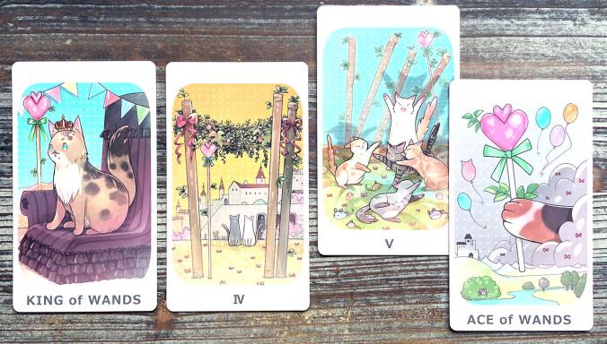 Dreaming Cat Tarot