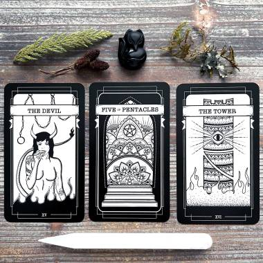 Queer Witch Tarot