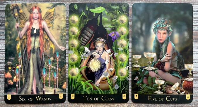 Forest Creatures Tarot 2nd Edition