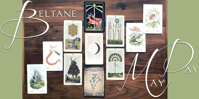 Faylander Art Card, Pagan Underworlds Tarot, Compendium of Witches Oracle, Healing Herbal Cards Vol. 1 & 2