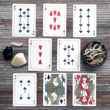 SINS Reborn Playing Cards Mentis Edition
