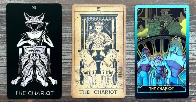 Icarus Tarot, Hydesville Tarot, She-Ra and the Princesses of Power Tarot