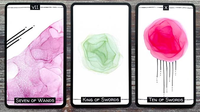 Ink Stained Tarot
