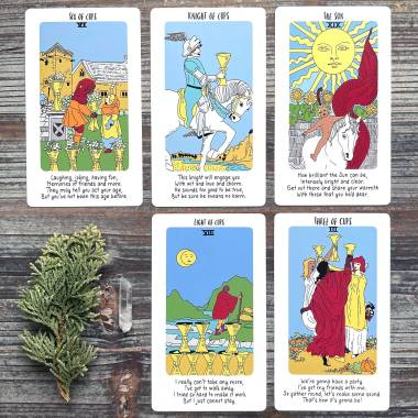 Young Witch Tarot