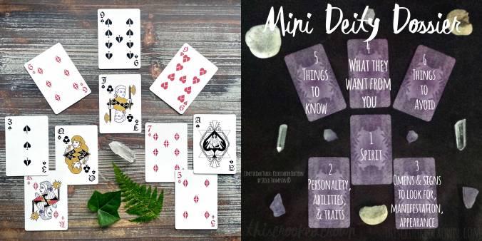 Golden Deer Casino Playing Cards - Cartomancy