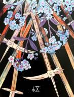 Botanica Tarot - Ten of Wands Rx