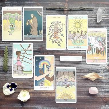 Luna Sol Tarot 2nd Edition