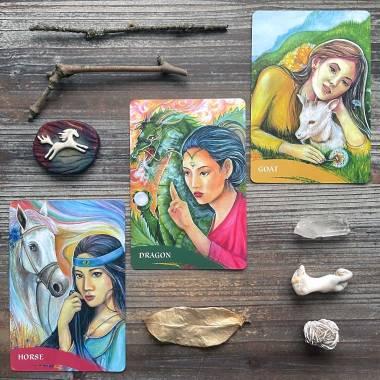 The Zen of Animals Oracle