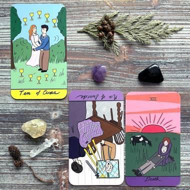 Anne of Green Gables Tarot
