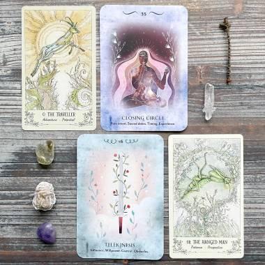 Spiritsong Tarot and Pure Magic Oracle