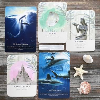 Whispers of the Ocean Oracle and Salt + Sea Energy Oracle