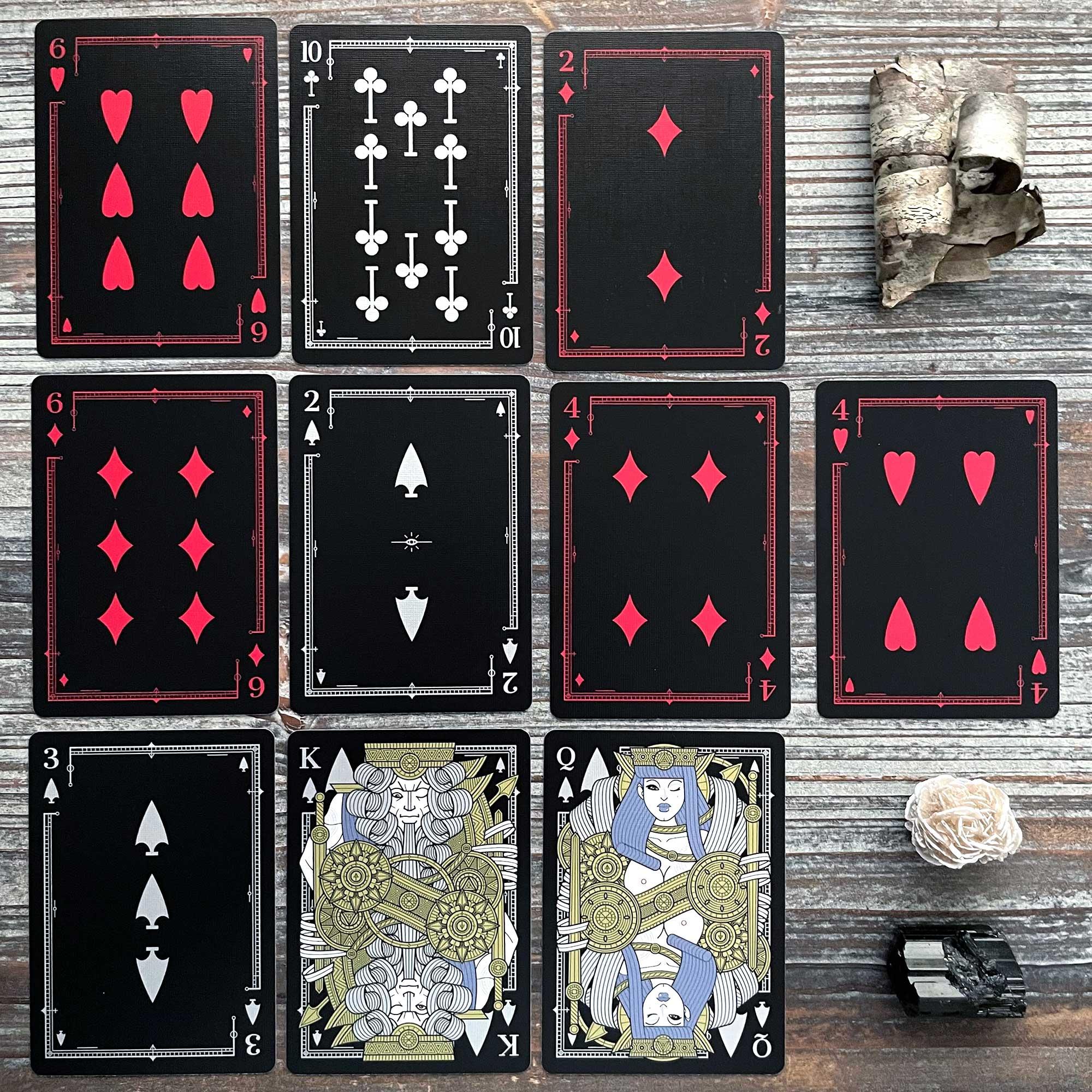 SINS Anima Playing Cards