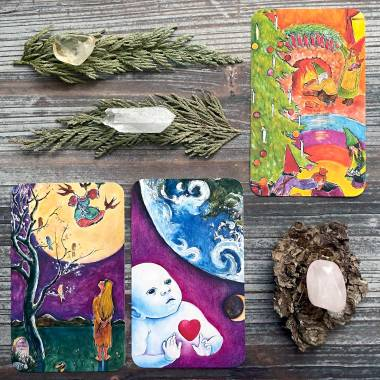 Inner Child Cards Fairy Tale Tarot