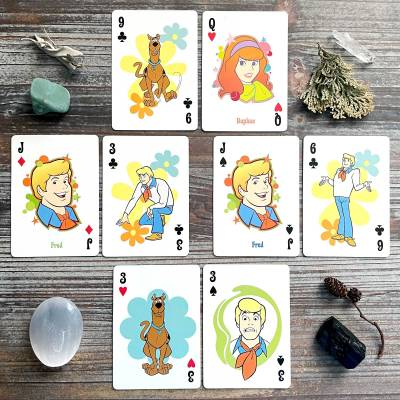 Scooby Doo Playing Cards
