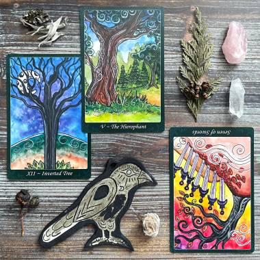 Tarot of the Trees 10th Anniversary Edition