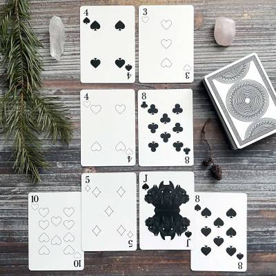 Divination with the Archaios Muthos Playing Cards