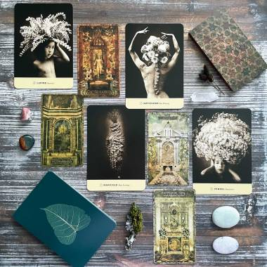 Sacred Nature Oracle and Tyldwick Tarot 2nd Edition