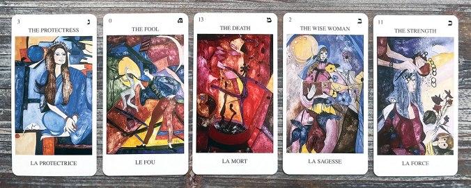 Tarot Manouche Universel du XXIè Siècle