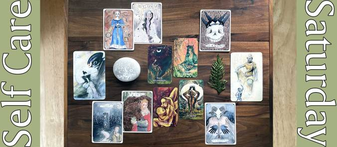 Cerise Tarot, Copper Rabbit Oracle, Archeo Personal Archetype Cards