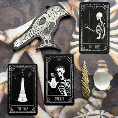 Dead of the Night Tarot