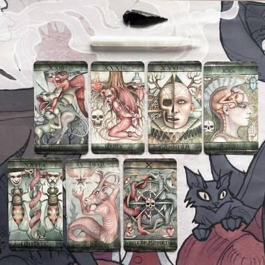 Dominic Murphy's Secret Tarot