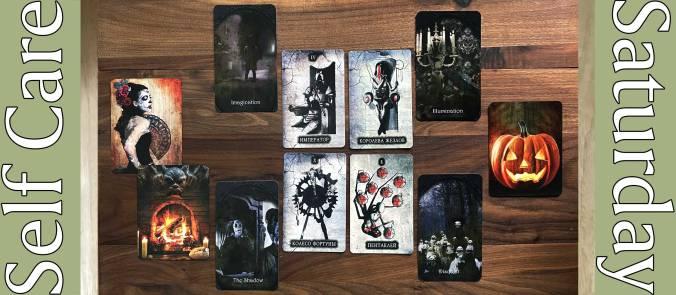 Черное Таро, Oracle of Nightmares, Halloween Oracle